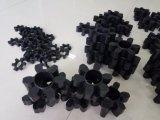 Accoppiamento nero di colore HRC, accoppiamento di gomma di HRC, accoppiamento del poliuretano di HRC, accoppiamento dell'unità di elaborazione di HRC con l'alta qualità
