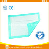 60 * 60 60 * 90cm OEM Service Exemples gratuits Hospital Adult Nursing Under Pad