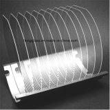 het Wafeltje van het Glas van Corning van de Diameter van 127mm Af32 voor Micro- Systeem