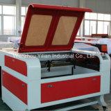 Hochgeschwindigkeits-CNC-führende Gewebe-Laser-Ausschnitt-Selbstmaschine