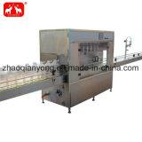 Caixa de produtos hortícolas comestíveis// máquina de enchimento do reservatório de óleo de cozinha