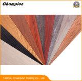2018 Diseño de grano de madera mosaico de vinilo/PVC Plank/plástico PVC Pisos en venta
