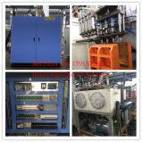 Jerry di plastica può macchina dello stampaggio mediante soffiatura di produzione dei timpani