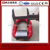 G80 Forged Alloy Steel D Boxing ring with Wrap