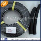 R6/sondern Faser geflochtenen Schmierölrohrleitung-hydraulischen Gummischlauch aus