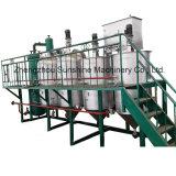 10t/D Sojaöl, das mini kleine Erdölraffinerie für Verkauf verfeinert