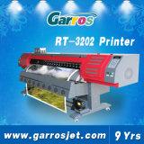 Garros Transferencia de Cine Marca de inyección de tinta digital 3D eco-solvente de la impresora