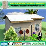 Casa prefabricada modular que ensambla rápida económica prefabricada de la nueva tecnología
