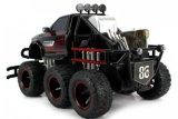 der Spielwaren-28281401-Velocity elektrischer RC LKW 1-12 RTR Geschwindigkeits-des Funken-6X6