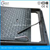 Fabricado na China en124 B125 Nova Tampa de Inspeção de plástico retangular de Design