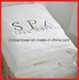 卸し売り最高のホテルの綿の白い綿タオル
