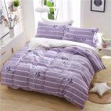 安い価格の綿のホーム寝具の羽毛布団カバーシーツ