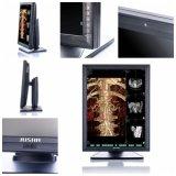 (JUSHA-C23C) visualización de color de los 2m, visualización del LCD, monitor médico