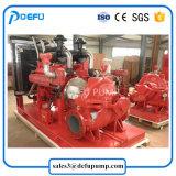 750gpm moteur avec la pompe incendie diesel homologué UL