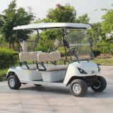 세륨 (DG-C4)를 가진 Marshell 4 Seater Electric Sports Car Golf Cart