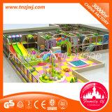 広州の販売のための最も新しく柔らかい使用されたスライドの屋内運動場