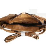 Erstklassiges Nähen Yc-H078 und Reißverschlüssetote-Beutel-eingebrannte Frauen-Handtaschen