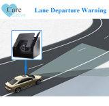 Sistema di allarme anticollisione, uso del sensore di distanza dell'automobile per la gestione del parco