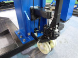2.5 toneladas de peso ligero Levantamiento Mobile elevador hidráulico de un solo coche Post