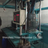 Type de convoyeur de 60 stations de basse pression de la machine de PU