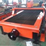 Precio de la máquina del CNC en la maquinaria del plasma de la India para CNC Palsma del acero de carbón