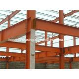Almacén prefabricado del acero del color de la casa
