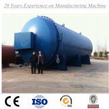Industriële Autoclaaf van het Samengestelde Materiaal van het roestvrij staal de Automatische voor Gelucht Beton