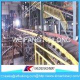 Schutzblech-Förderanlage für das hohe Temepature Material hergestellt in China