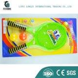 Пластиковый теннисную ракетку игрушки с мяч для развлечений