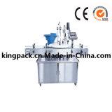 Máquina rotatoria automática del lacre que capsula con buena calidad