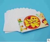 Лист PVC скреста упорный UV для листа PVC пластмассы украшения стены твердого