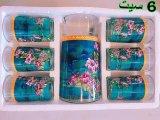 Brocca di vetro Sdy-J003 di buoni prezzi di alta qualità