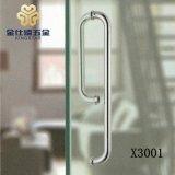 Het Handvat X3001 van de Trekkracht van het Handvat van de Deur van het Glas van het roestvrij staal