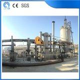 Tratamento de lamas Haiqi Resíduos de Equipamentos Gasifier fábrica têxtil
