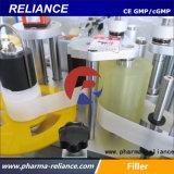 máquina que capsula del embotellado de cristal precioso de los petróleos 10ml