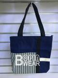 Kundenspezifische handgemachte Gut-Segeltuch-Baumwolltote-Einkaufstasche 100%