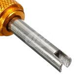 Два блока цилиндров шток клапана шины основной инструмент для снятия лака