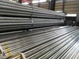 Tubo redondo de acero galvanizado para el edificio