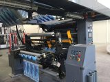 기계장치를 인쇄하는 사용된 박판으로 만들어진 서류상 Flexo