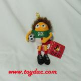 Jouet de l'anneau de Noël de la Coupe du monde