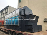 Caldeira de vapor automática do combustível contínuo para aplicações industriais