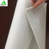 Pet tricot de fibres courtes de l'eau matériau géotextile Guide