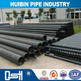 Высокой химической промышленности качества пластика PE80 трубопровод для подачи воды