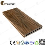 Decking da cavidade WPC da espessura da madeira 25mm (TS-03)