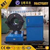 P20 a P32 Linha Uniflex certificado CE Techmaflex Máquina de crimpagem da mangueira hidráulica