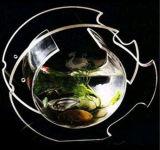 Tanque de peixes acrílico desobstruído feito sob encomenda do escritório Home do plexiglás