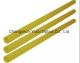 a cristallo Rod del laser del ND YAG di 3X78mm 6X110mm 7X145 millimetro 8X185mm 8X165mm