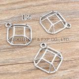 I monili di cristallo del Rhinestone dei pendenti dello smalto del metallo decorano il braccialetto della collana degli accessori di DIY