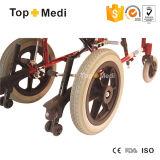 セリウムによって証明される脳性麻痺の子供の車椅子の子供の車椅子