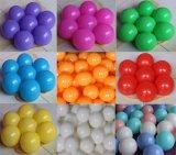 Яркие интересные шарик мягких пластмассовых океана мяч мяч на море для парков